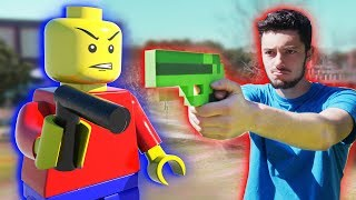 Video LEGO meets Minecraft 7 - Lego Wars Animation Movie!!! (Minecraft Animation) MP3, 3GP, MP4, WEBM, AVI, FLV Oktober 2018
