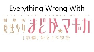 Nonton Everything Wrong With Puella Magi Madoka Magica: Beginnings Film Subtitle Indonesia Streaming Movie Download