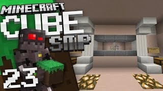 Minecraft Cube SMP S1 Episode 23: Open for Business!