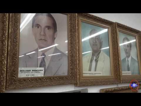 Foto causa constrangimento na Câmara Municipal de Itaperuna RJ