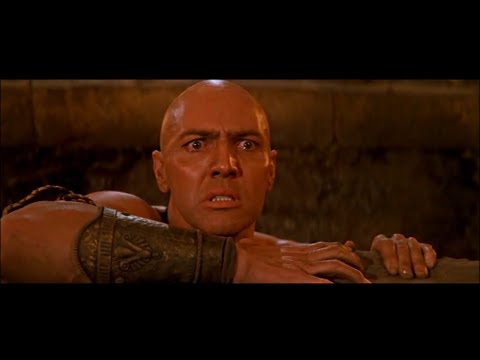 The Mummy Returns - Imhotep's Death
