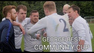 The George Best Community Cup is an annual five-a-side cup competition for clubs catering for players with a disability. It is run by the Irish Football Association and supported by the George Best Foundation and Cash for Kids through the Mary Peters Trust.#LetThemPlay