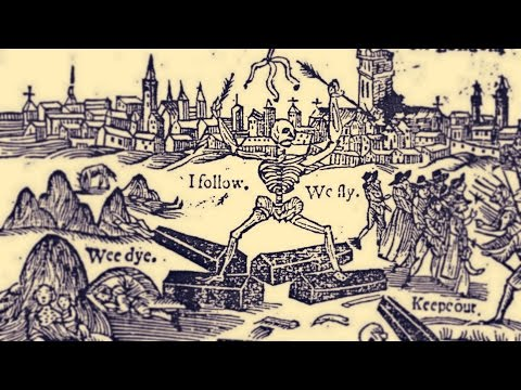 1665: London's Last Great Plague - Professor Vanessa Harding