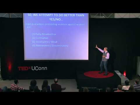 Violence Against Women and the Law | David Richards | TEDxUConn