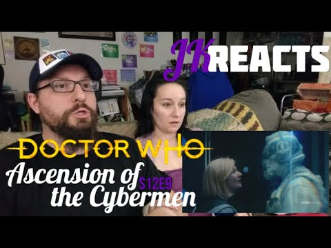 Doctor Who REACTION 12x9: Ascension of the Cybermen