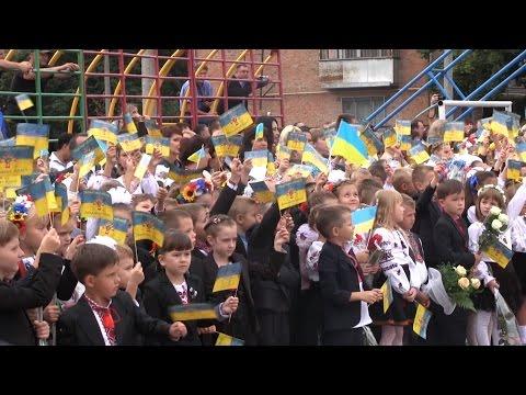 Черкаські школярі на святкових лінійках допомагали армії