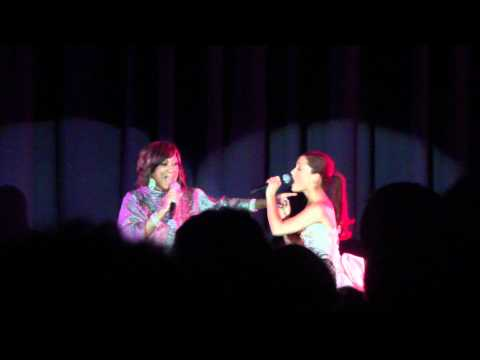 Tekst piosenki Ariana Grande - Lady Marmalade  feat. Patti LaBelle po polsku