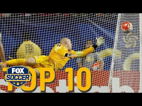 Top 10 goals leading up to the 2015 Gold Cup final | FOX SOCCER