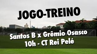 Confira o jogo-treino entre Santos B e Grêmio Osasco, AO VIVO, diretamente do CT Rei Pelé. Inscreva-se na Santos TV e fique por dentro de todas as ...