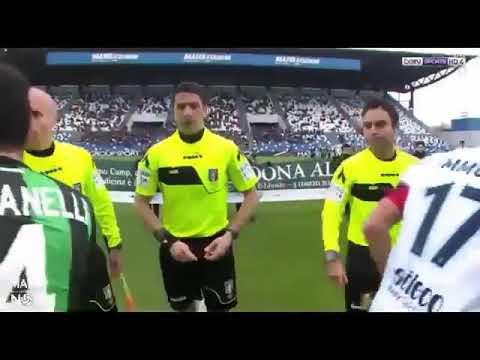 Sassuolo vs Lazio 0 3 All Goals and Highlights Serie-A 25-02-2018