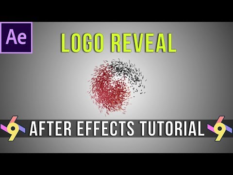 Stylish Logo Reveal Animation In After Effects | After Effects Tutorial - No Third Party Plugins