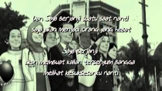 LAGU MAHASISWA - Lagu Savro (Ceritaku di Unisbank)