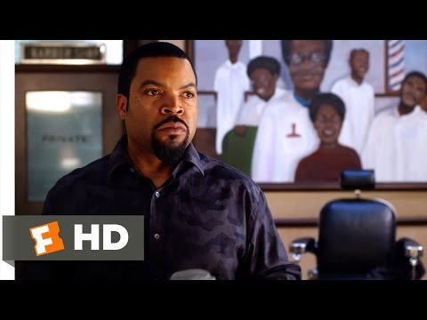 Barbershop: The Next Cut - The Ceasefire Begins Scene (4/10)  | Movieclips