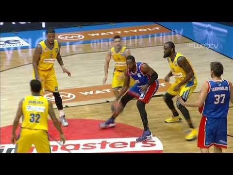 ΠΕΡΙΣΤΕΡΙ – ΠΑΝΙΩΝΙΟΣ | Basket League | 12/10/2019 | ΕΡΤ