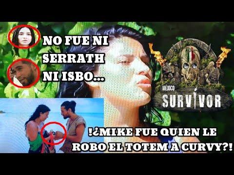 MIKE ROBO EL TOTEM A CURVY... SURVIVOR MEXICO