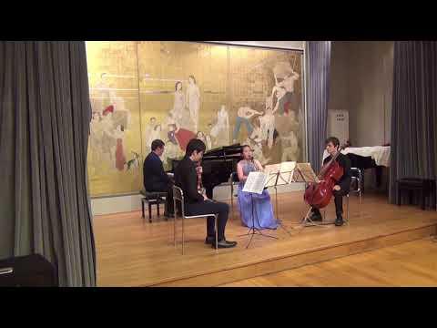 Concert « Quatuors en miroir »<br /> Olivier Messiaen, « Quatuor pour la fin du temps », Mvts no. 2 à 6