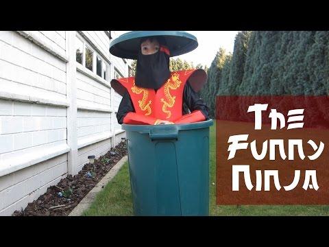 The Funny Ninja (Kortfilm)