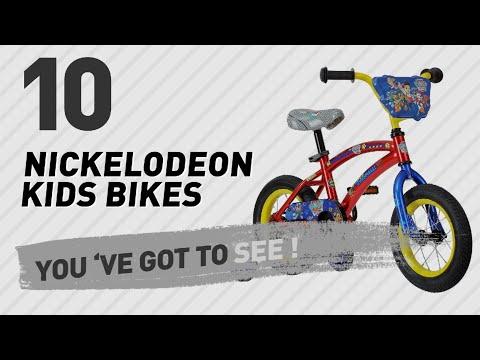 Nickelodeon Kids Bikes // New & Popular 2017