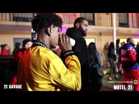 21 Savage Makes History In East Atlanta Neighborhood