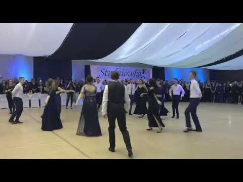 Wideo: Studniówka I LO w Głogowie (taniec niespodzianka)