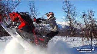 10. 2019 Lynx och Ski-Doo 850 Test Riding (NEW)