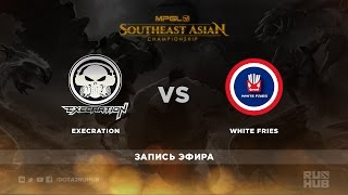 Execration vs WFG, game 1