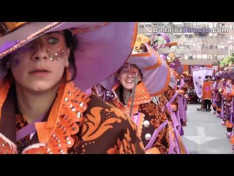 Desfile de Comparsas (Vídeo 3/5)