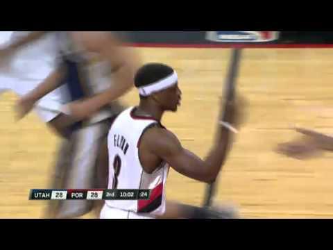 Utah Jazz 112 – Portland Trail Blazers 91