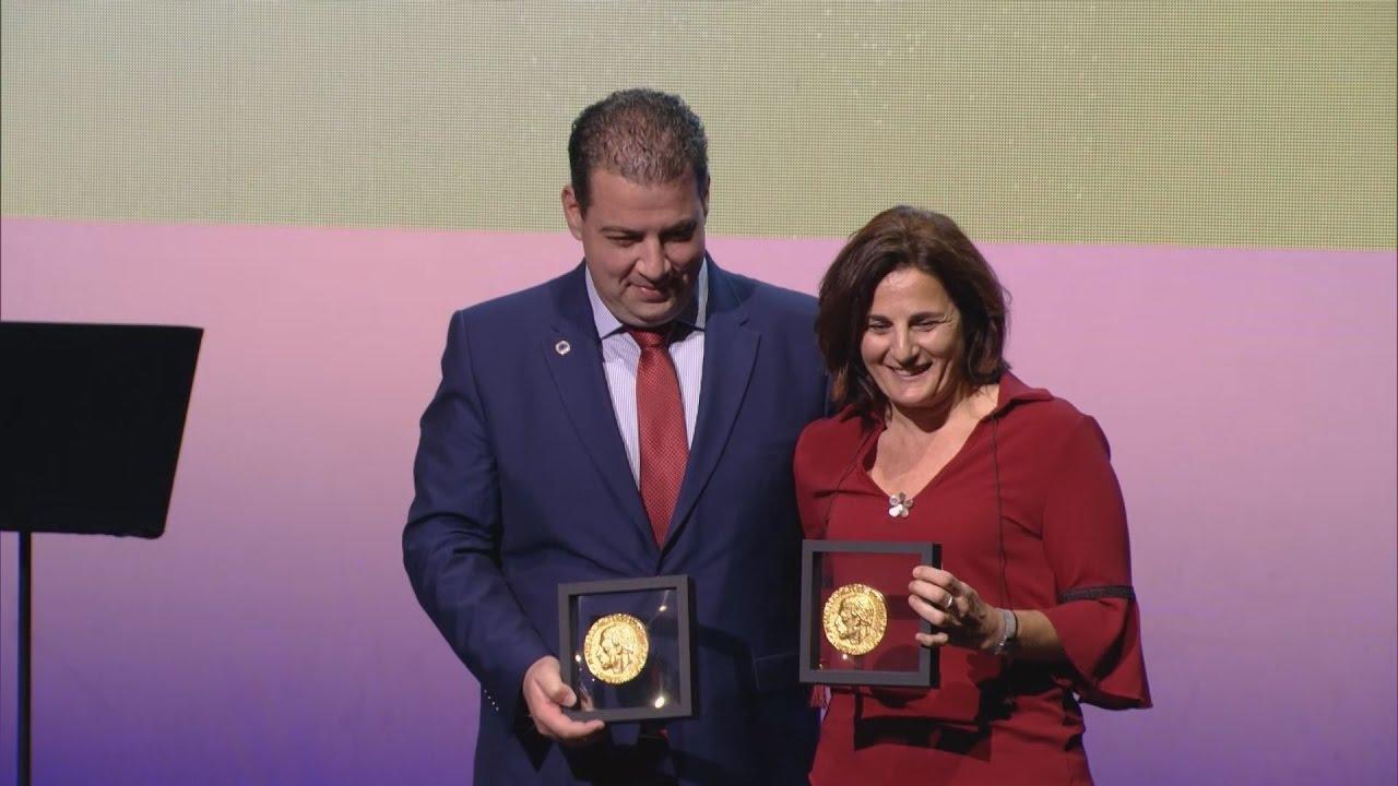 Σε δύο Eλληνες εθελοντές το βραβείο Προσφύγων Νάνσεν 2016