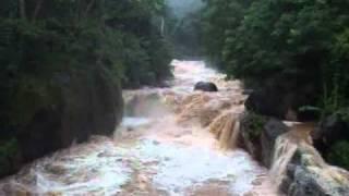 Nakhon Nayok Thailand  City new picture : Nang Rong Waterfall, Nakhon Nayok, Thailand