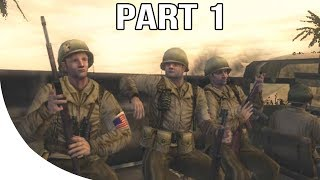 image of Call of Duty 2 Big Red One - Gameplay Walkthrough Part 1 - Tunisia
