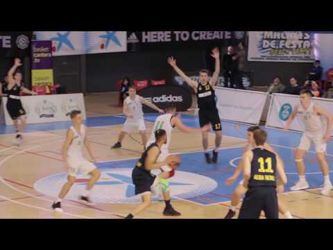 ANGT L'Hospitalet Day 2 Highlights