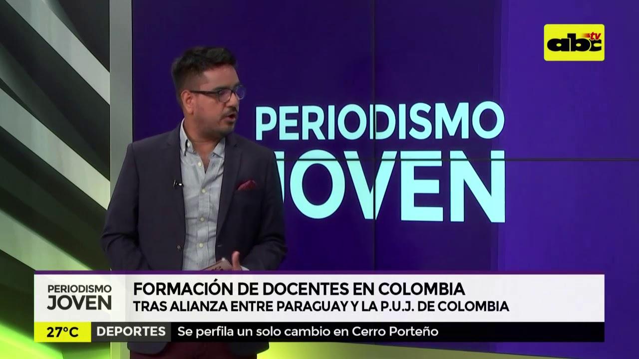 Formación de Docentes en Colombia