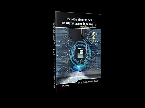 IDINNOV lanza la segunda edición de 'Revisión sistemática de literatura en ingeniería'