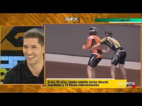 Entrevista a Ioseba Fernández en Navarra Televisión