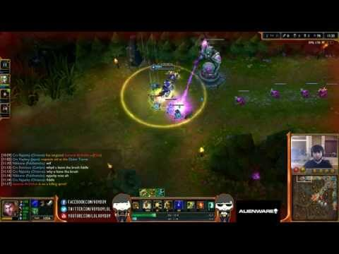 jayce - more Voyboy videos there  http://www.youtube.com/playlist?list=PLKtJKivTZBZf7s3imQrLdg7NeZo3D4dAA Stream - http://twitch.tv/voyboy.