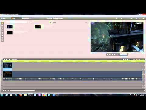 Pinnacle Studio 15 More Then 2 Videos Picture In Picture Guide (Commentary)564
