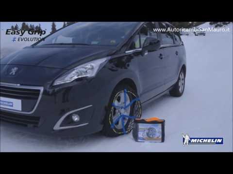 Catene da neve Easy Grip Evolution 8mm omologate Italia - in anteprima su AutoricambiSanMauro