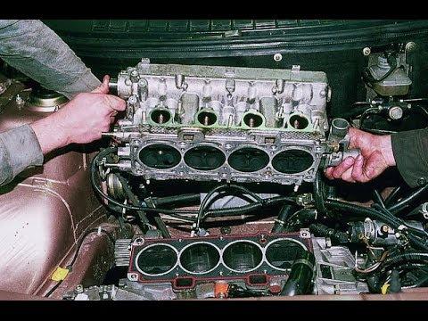 Блок двигателя от ваз 2112 фото