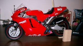 Ducati 999 Thunder Tiger RC Nitro Bike 1:5