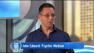 Video John Edward Audience Reading | Studio 10 MP3, 3GP, MP4, WEBM, AVI, FLV Maret 2019