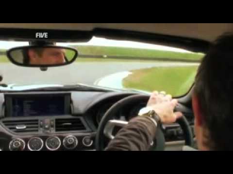 Fifth Gear BMW Z4 s35i Convertible vs. Nissan 370Z Convertible