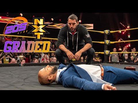WWE NXT/205 Live: GRADED (9 January) | Johnny Gargano Wants Gold