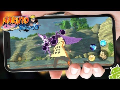 Naruto: Slugfest | Game Naruto 3D Đẹp Nhất Trên Điện Thoại | Top Game Hay Mobile Android, Ios - Thời lượng: 14:16.