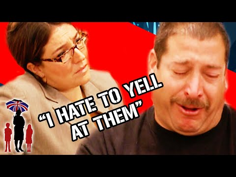 Dad Needs to Get a Grip on His Emotions | Parenting Tips | Supernanny