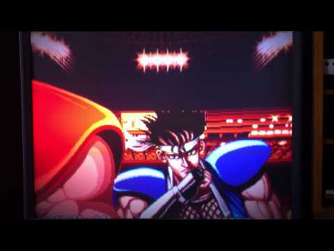 World Heroes 2 Jet Neo Geo
