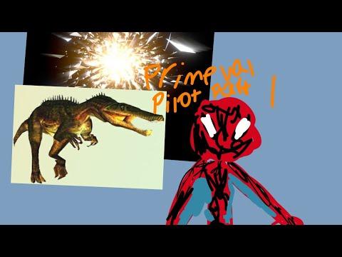 Spiderman Junior Primeval Episode 1