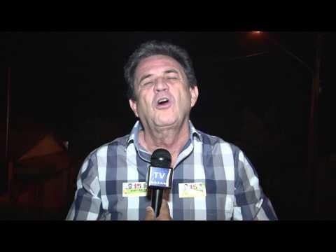 Chapadão Do Sul - Comício João Carlos Krug