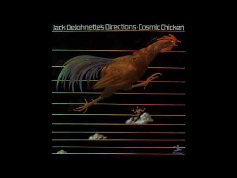 Jack DeJohnette's Directions ‎– Cosmic Chicken (1975)