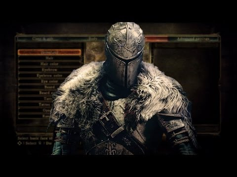 character - See how Dark Souls 2 character creation works, as we recreate FromSoftware devs' personal characters.